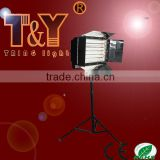 330w 6bank Tricolor fluorescent Light +Ballast + Flycase for studio and conference (TY-55*6)