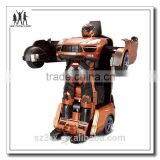 1:12 RC Radio Remote Control robot Car Model Toy, electronic remote controlled robot car