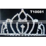 glitter rhinestone kings and queen crowns for sale
