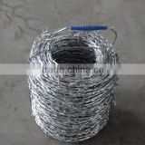 Well Sales!! Barbed Iron Wire with Competitive Price per roll                                                                         Quality Choice