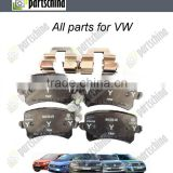 5ND 698 451 B6 REAR BRAKE PAD for VW PASSAT