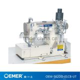 OEMER-562DD-01CB-UT direct drive flat bed Interlock sewing machine with automatic thread trimmer TAIZHOU