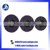 cup style poly-web abrasive disc for all kinds of surface