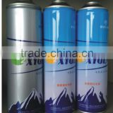 High quality empty neck-in aerosol tin can for air freshener with high pressure diam 45/52/57/65mm