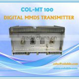 Transmitter/ Digital tv MMDS Transmitter/WIFI micro-wave transmitter,Video Transmitter COL-MT 100
