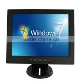 12-inch volt lcd tv lcd monitor with VGA