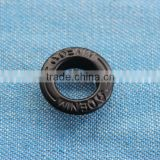 banner metal eyelet for garment