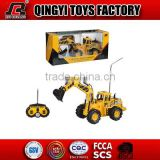 HOT SALES!1:10 6 channels construction car rc bulldozer for sale                                                                         Quality Choice