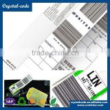 Multi color reasonable price promotional straight and nice comfortable airport luggage tag