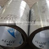 AISI 321 stainless steel coil/roll/strip with interleaving paper pvc film