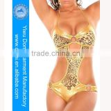 2014 ladies beautiful sexy one piece bathing suits women and animal sex photo full body swimwear