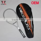 High quality custom professional Junior Tennis Racket (O Bean) BSCI OEM factory
