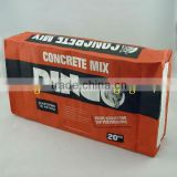 20kg portland cement paper bag with valve