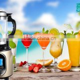 Top quality 2L heating electric blenders/ juicer blender/ soup blender kitchen appliance