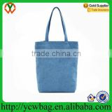 Wholesale Cheap Washable Eco Friendly Denim Tote Bag