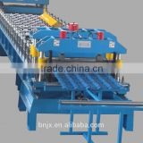 special beautiful cold bending glazed roof tile roll forming machine