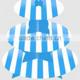 3 Tier Cardboard Blue Party 3 Tier Stripes Cupcake Stand Cup Cake Stand Cupcake Stand Holder Tower Tree Pink Polkadots
