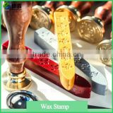 Custom Logo Sealing Wax Stamp Set