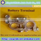 ZX Best price Battery terminal clamp / car battery terminal / auto battery cable terminal