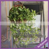 wholesale indoor decoration plant artificial hanging leaves