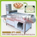 INQUIRY ABOUT FT-200 Full Automatic Peeler Type Pre-boiled Hen Eggs Goose eggs Sheller Shelling Machine with stainless steel