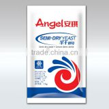 Angel Semi-dry yeast 1kg low sugar type, substitution of fresh yeast