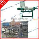 2014 hot sell and high quality poultry manure dewatering machine/chook/pig/cow manure dryer