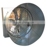 Butterfly exhaust fan for poultry house/Building house