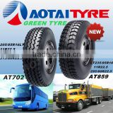 Chinese wholesale heavy commercial lower price superhawk truck tires LT235/85R16
