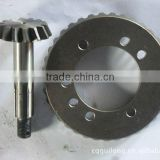 14/35 rear axle Spiral bevel gear