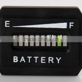 Intelligent Exactly 12v/24v universal volt lozenge battery indicator