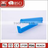 Promotional airtight bag clip/plastic clamps clips/plastic sealing clips bag clamps/plastic seal clip for food bag