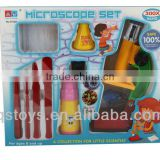 300X Microscope with telescope and kaleidoscope intellect toys