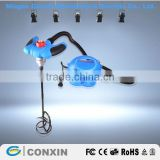 2015 NEW 650W Electric spray gun / electric paint spray gun / hvlp spray gun & Mixer Set CX03A