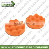2015 Newest car polishing sponge/foam polishing pad/car wax applicator
