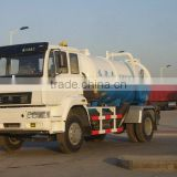 SINOTRUK Sewage Suction Truck