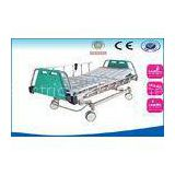 Adjustable stainless frame Electric Hospital Beds for Old Man Homecare BDE213