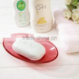 PS plastic bathroom soap dish