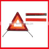 cheap triangles portable traffic road sign/red triangle road signs