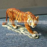 polyresin tiger sculpture