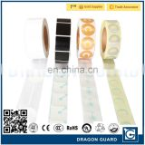 Own factory eas rf label, Anti-theft eas label, eas 8.2mhz soft label
