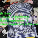 Top quality fashion south korea used clothes