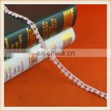 2015 Small Pom Pom Trimming Circle flat POM POM Fringes for skirts /curtains decorative trimmings