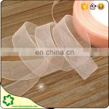 Plain Ribbon Wholesale Organza Ribbon In Different Style