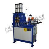 Galvanized carbon steel butt welding machine