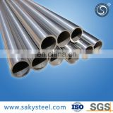 grade 304 3 inch stainless steel exhaust tubing for sale