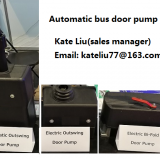Pneumatic outswing bus door pump,Electric outswing bus door pump,Bi-fold bus door pump,to Philippines and Indonesia