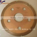 Massey Ferguson tractor parts wet friction brake disc 1860964M2