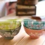 NEW ARRIVAL!!!Bowl Ceramic Ceramic Salad Bowl Japanese Ceramic Noodle Bowl