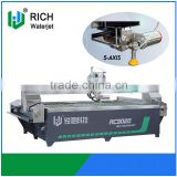 5 Axis Waterjet Cutting Machine